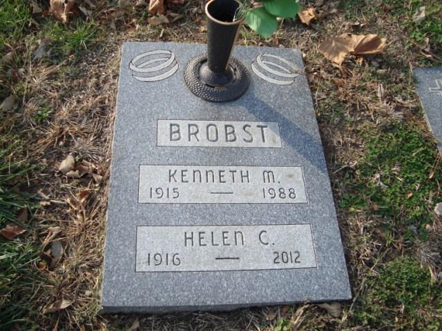 Kenneth Martin Brobst