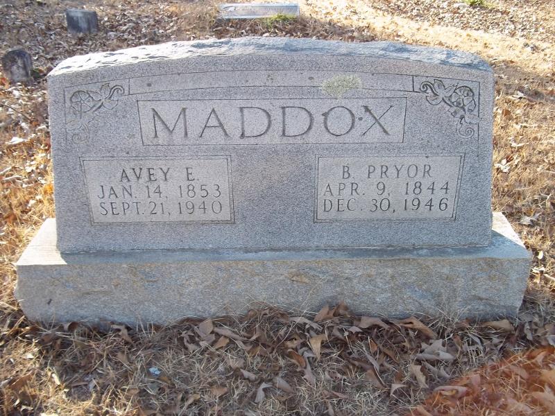 Avey Ann Elizabeth <i>Holland</i> Maddox