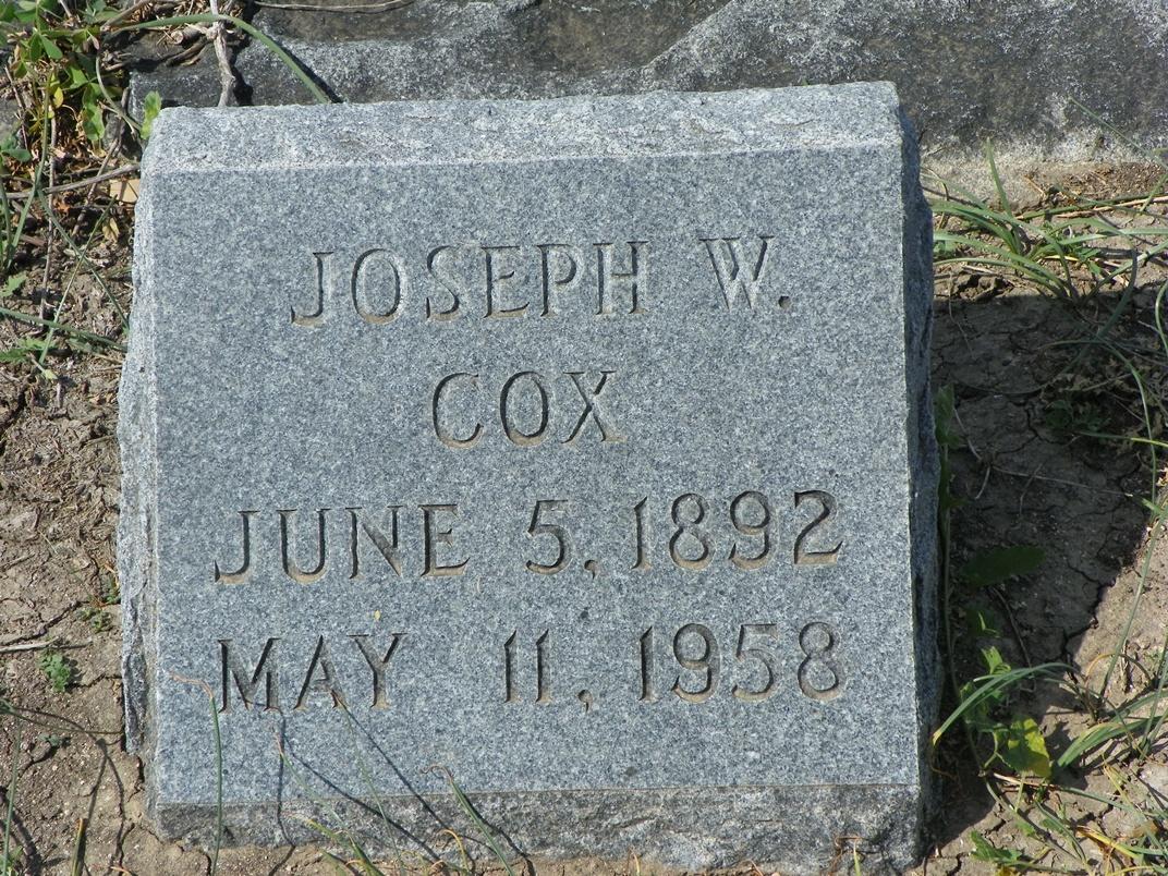 Joseph W. Cox
