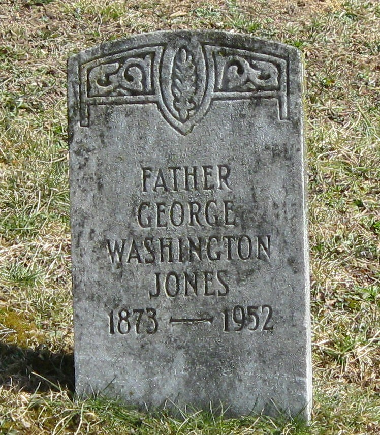 George Washington Jones