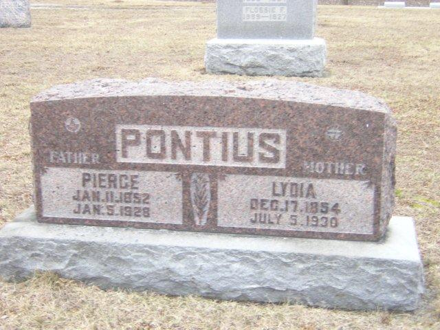 Pierce Pontius