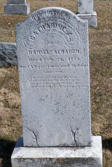 Catherine A Albaugh