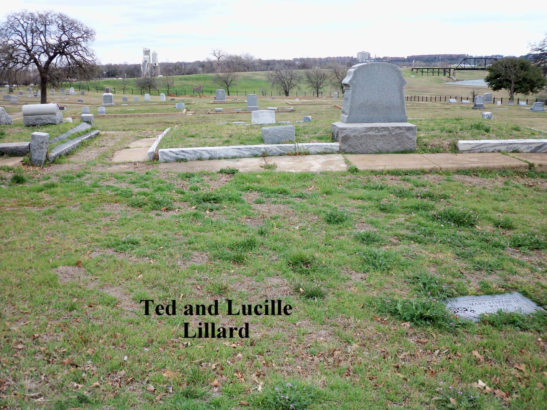 Lucille Ellen <i>Davis</i> Lillard