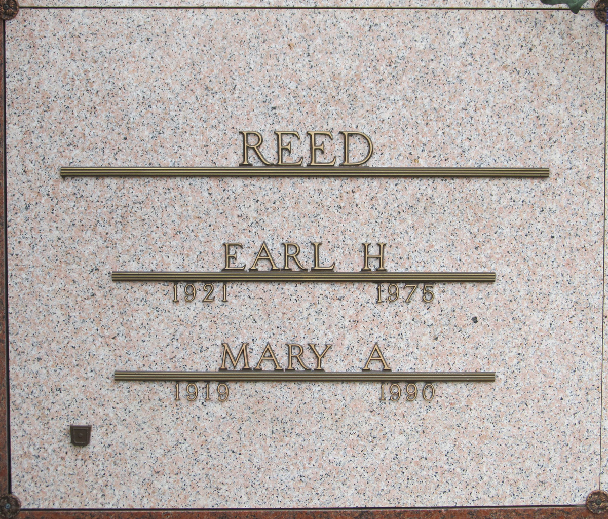 Earl H. Reed
