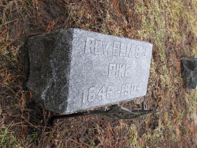 Rev. Elias Jenison Pike