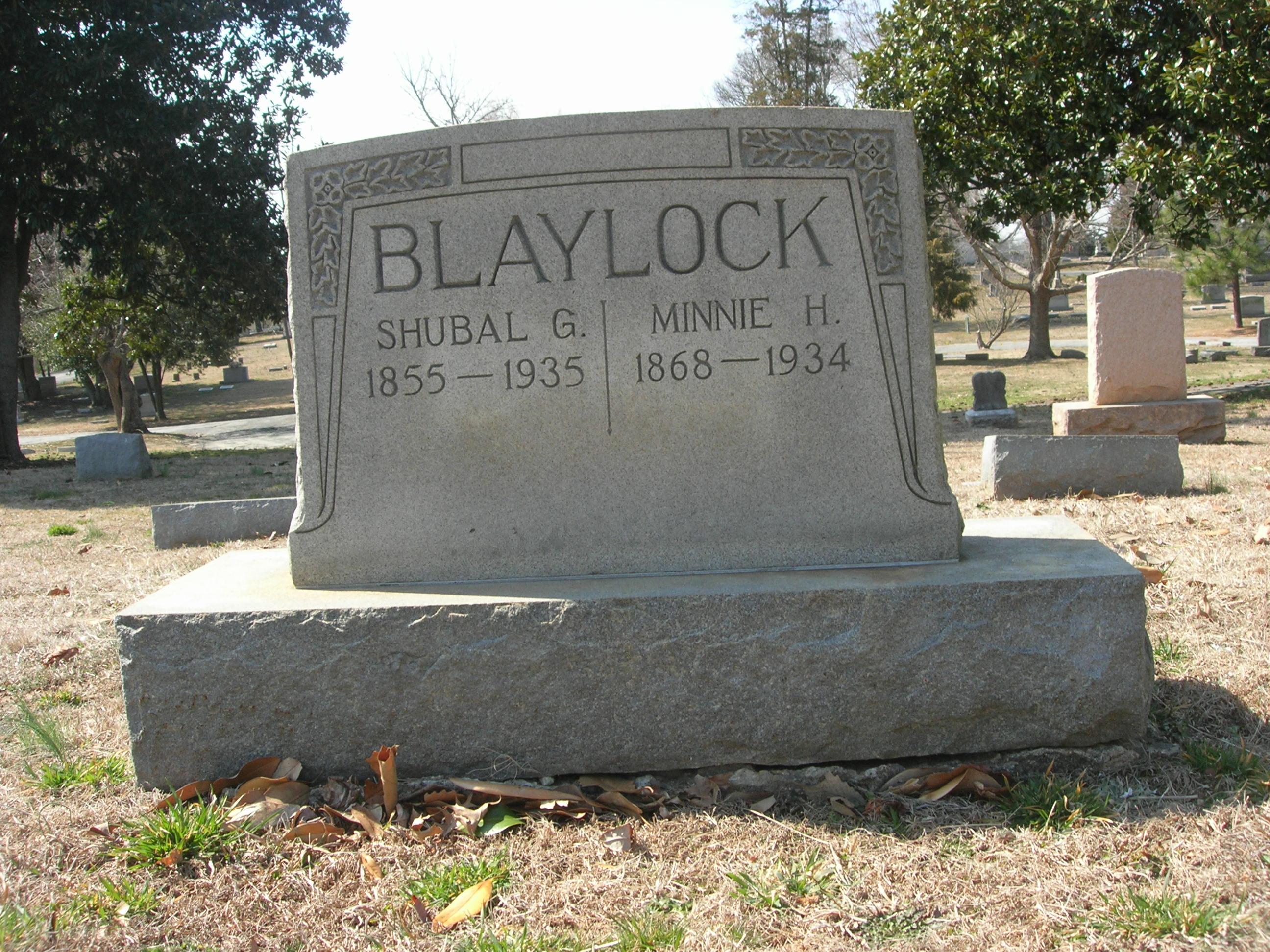 Minnie <i>Hiatt</i> Blaylock
