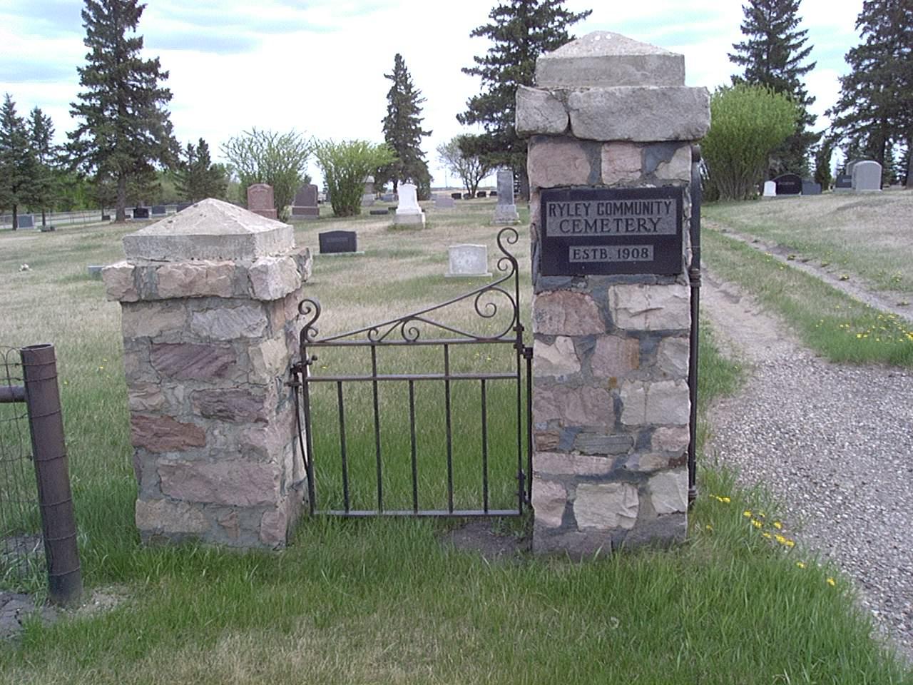 Ryley Community Cemetery