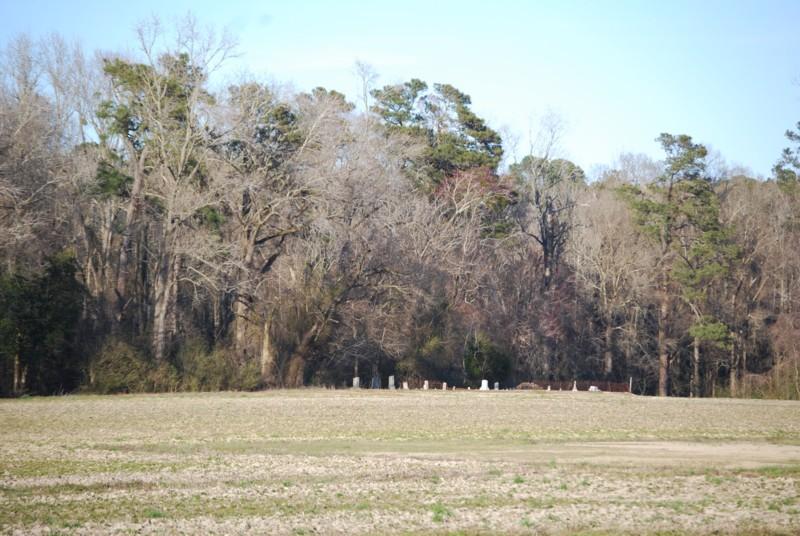 Mills-Haddock Cemetery