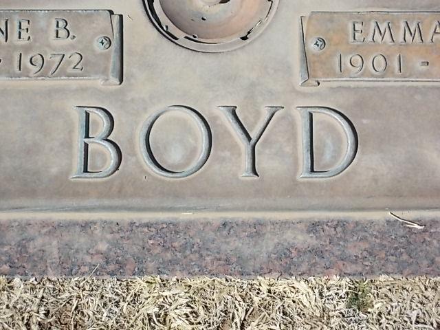 Emma C Boyd