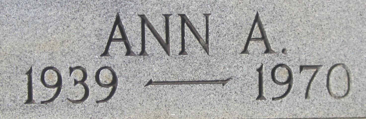 Ann <i>Askew</i> Moncrief