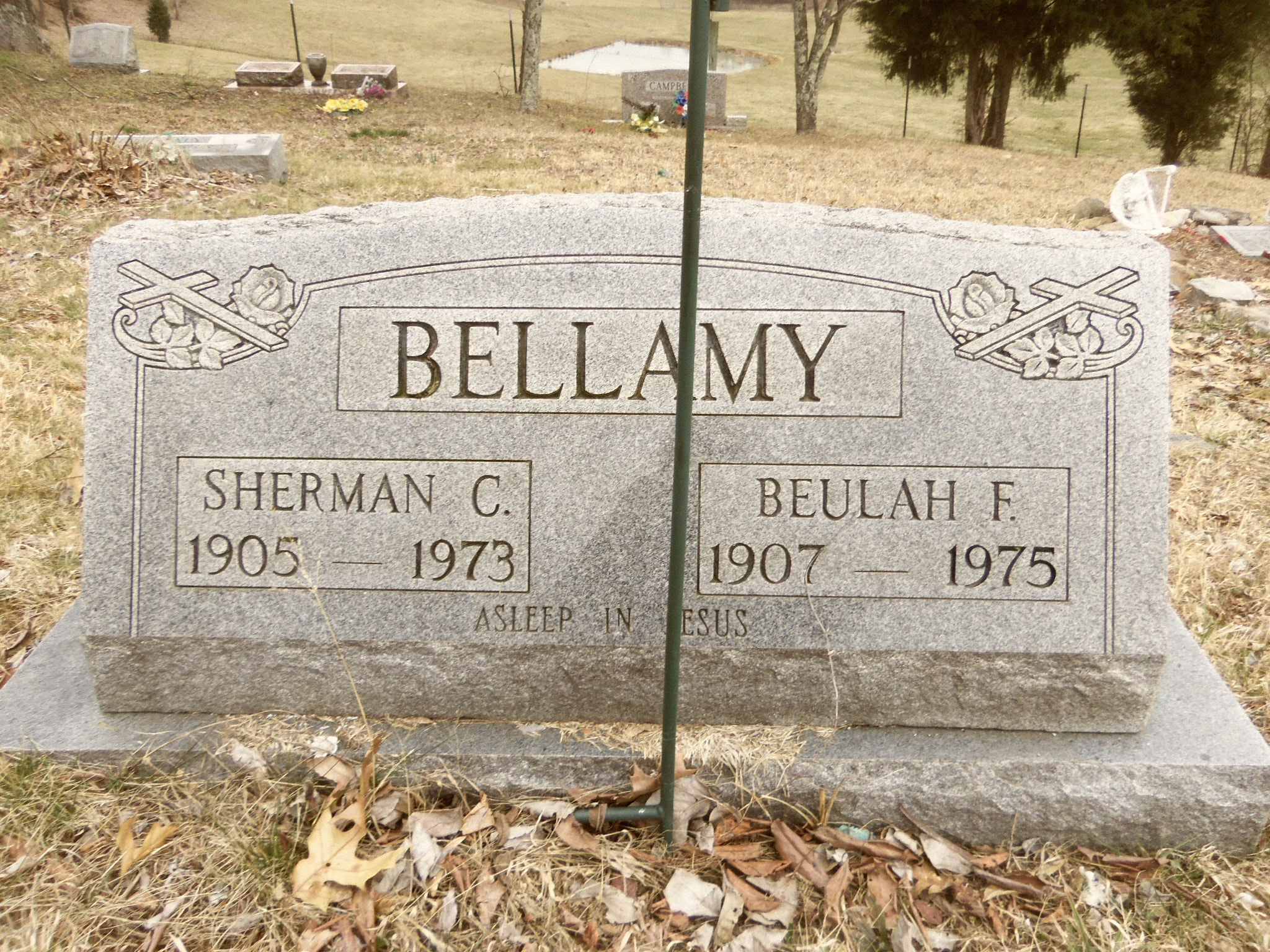 Sherman Cassius Bellamy