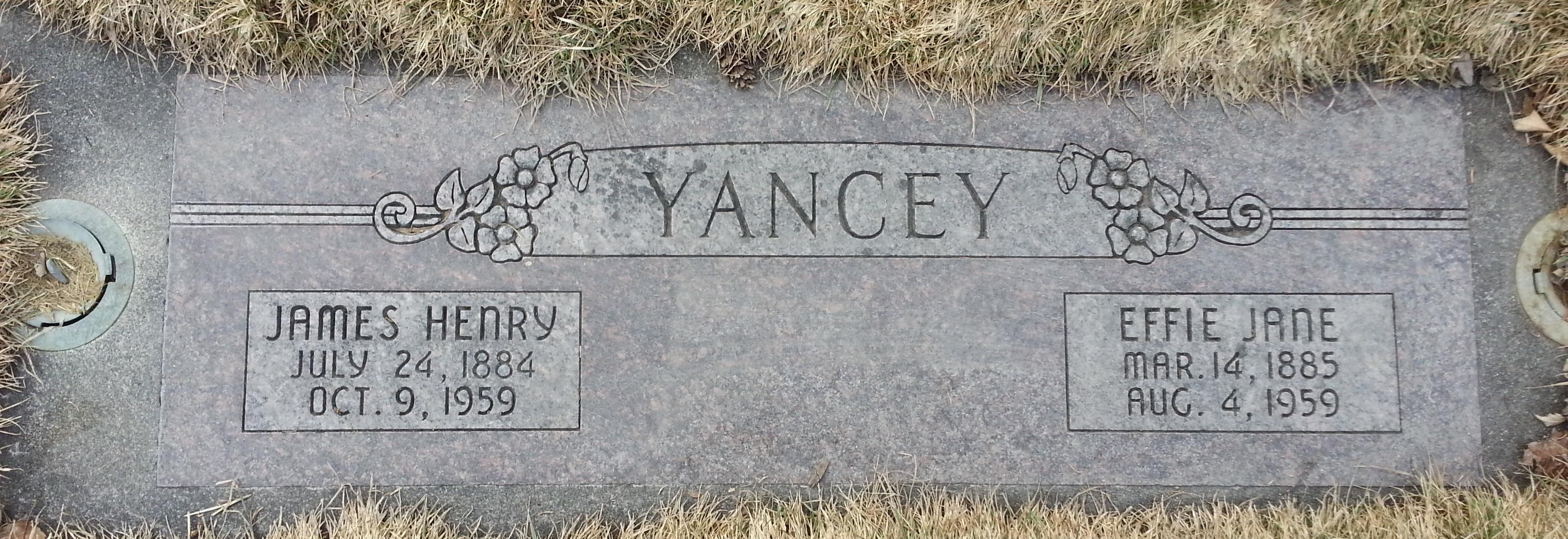 James Henry Yancey
