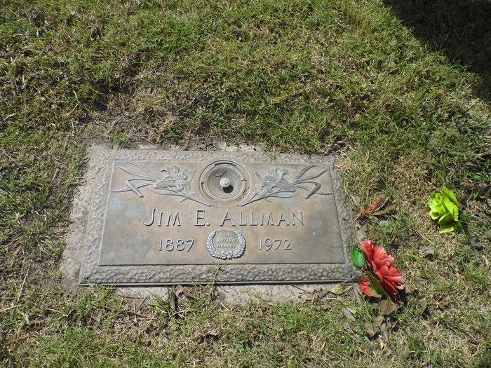 James Earron Allman