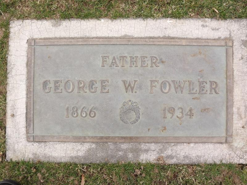 George Washington Fowler