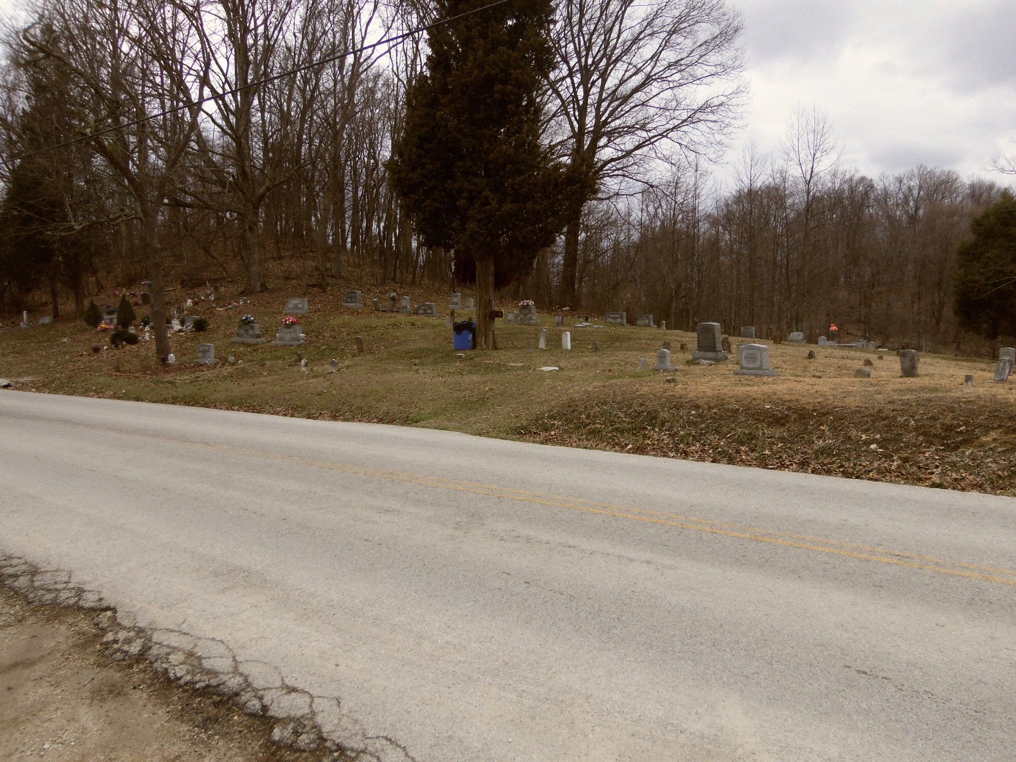 Mount Canaan Cemetery