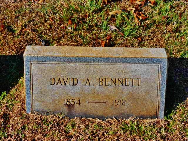 David Anniston Bennett
