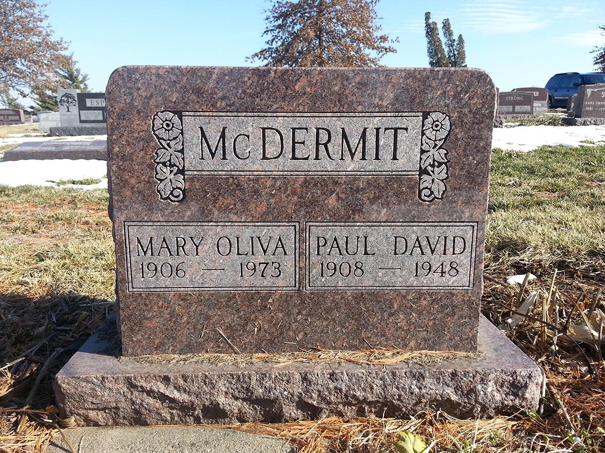 Mary Oliva McDermit