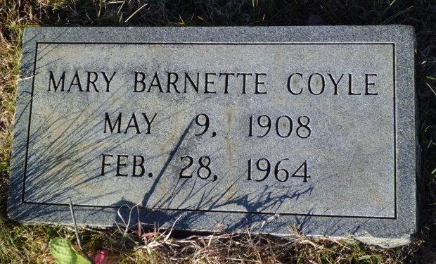 Mary Elizabeth <i>Steele</i> Coyle
