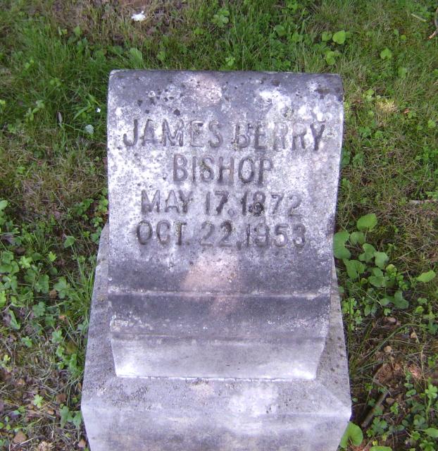 James Berry Bishop