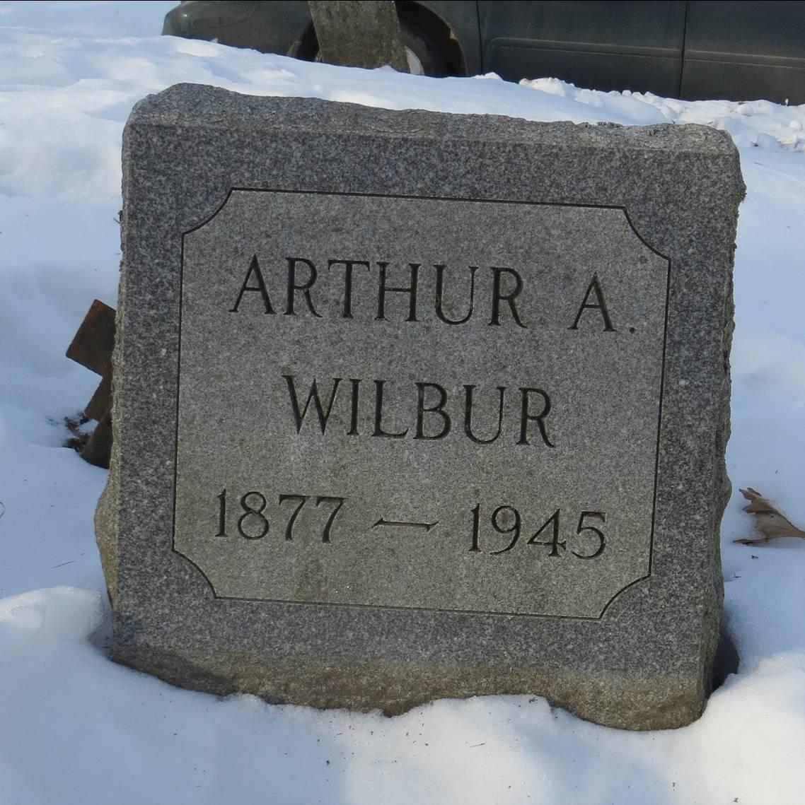 Arthur Wilbur