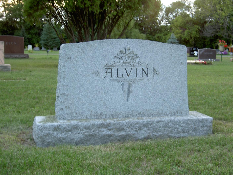 2LT Oliver Robert Bob Alvin