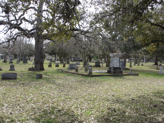Luling City Cemetery