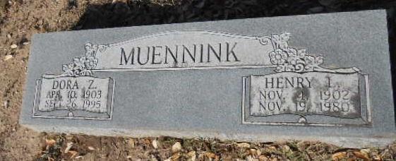 Dorothy Marie <i>Zinsmeyer</i> Muennink