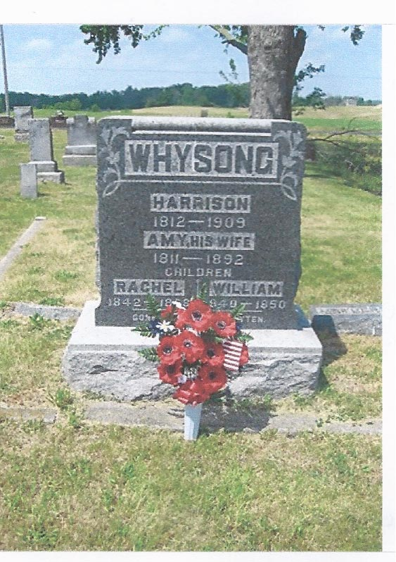 William H Whysong