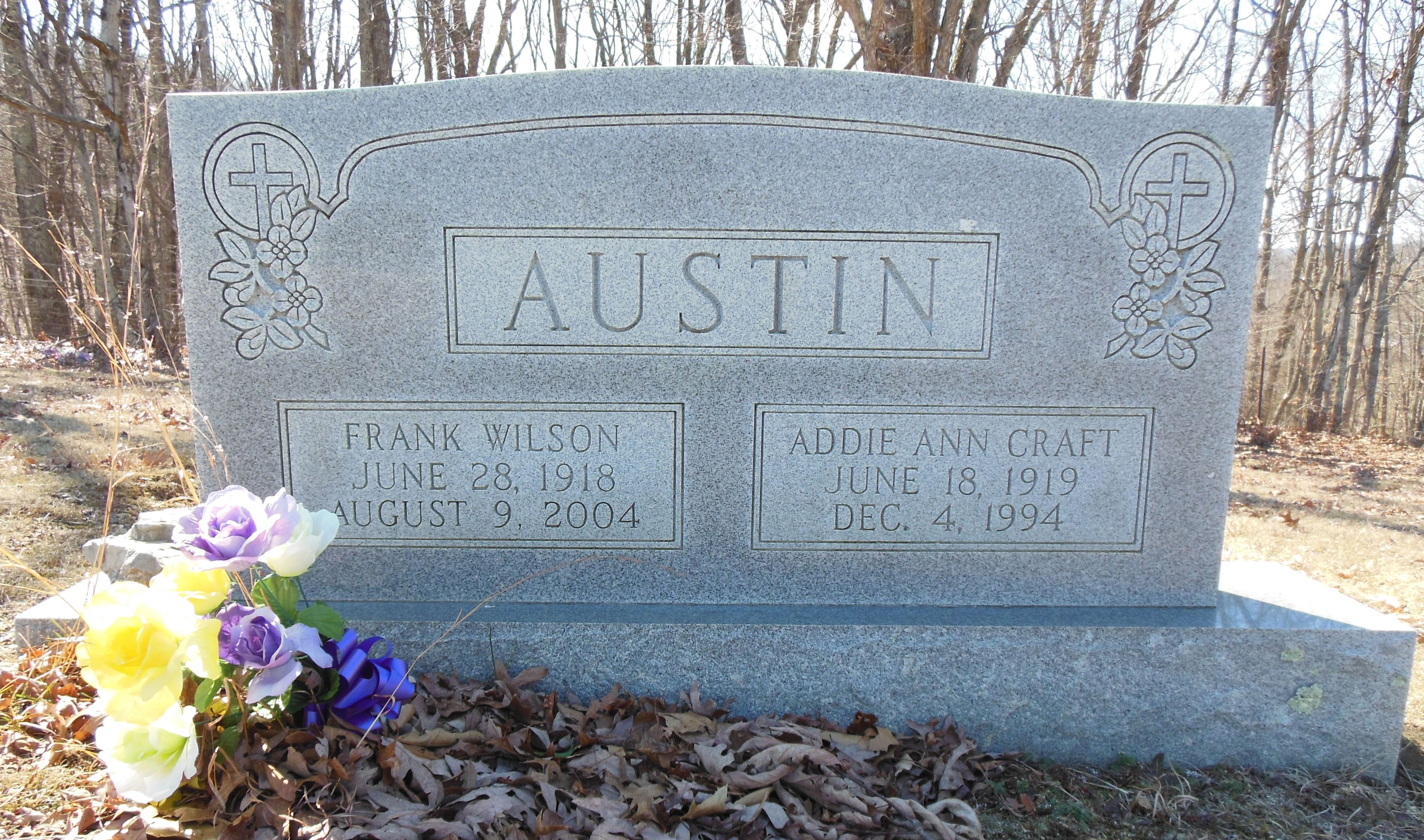 Addie Ann <i>Craft</i> Austin