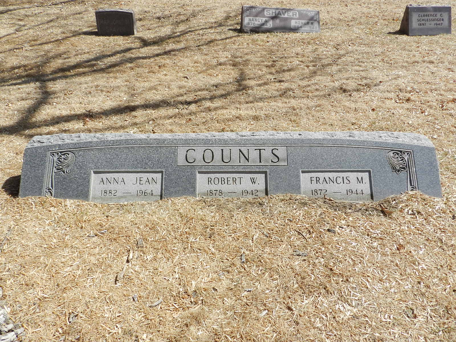 Francis M Counts