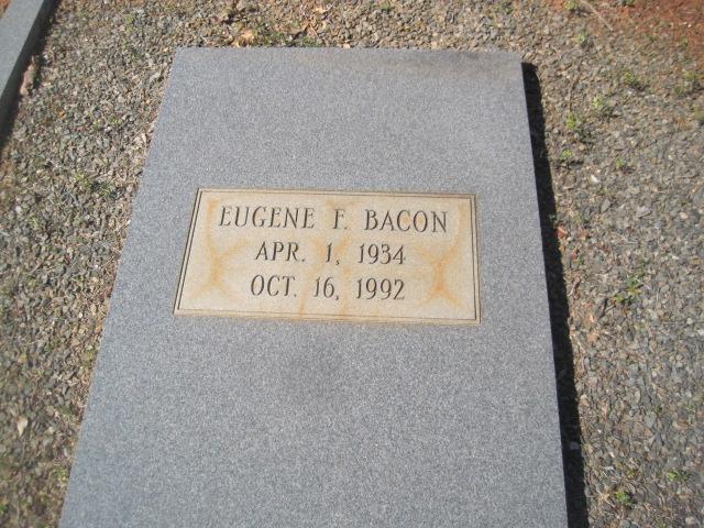 Eugene F. Bacon