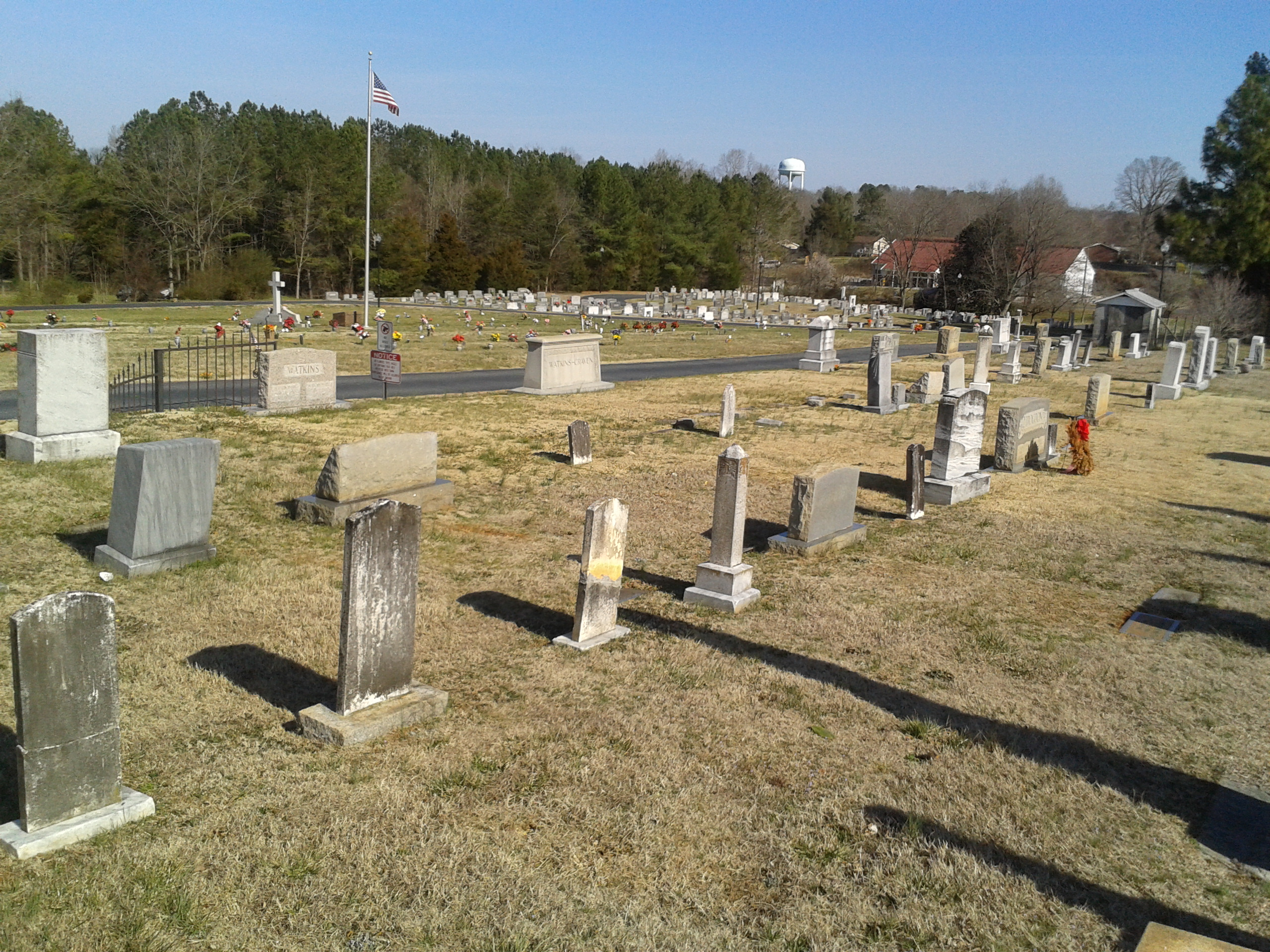 Sunset Knoll Cemetery