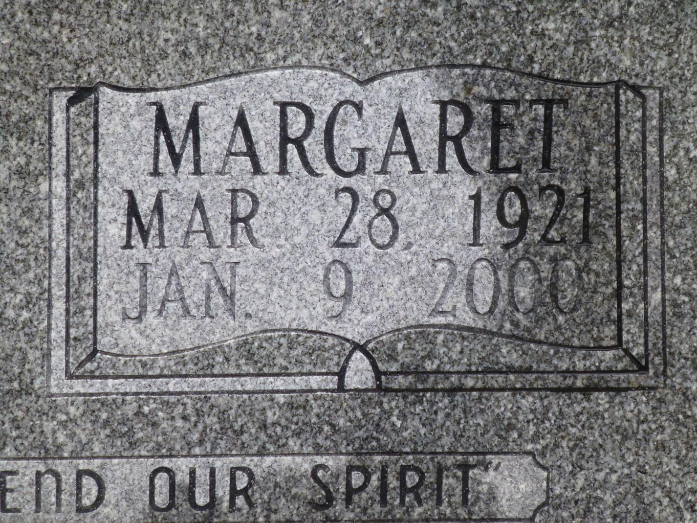 Margaret <i>Bulik</i> Karas