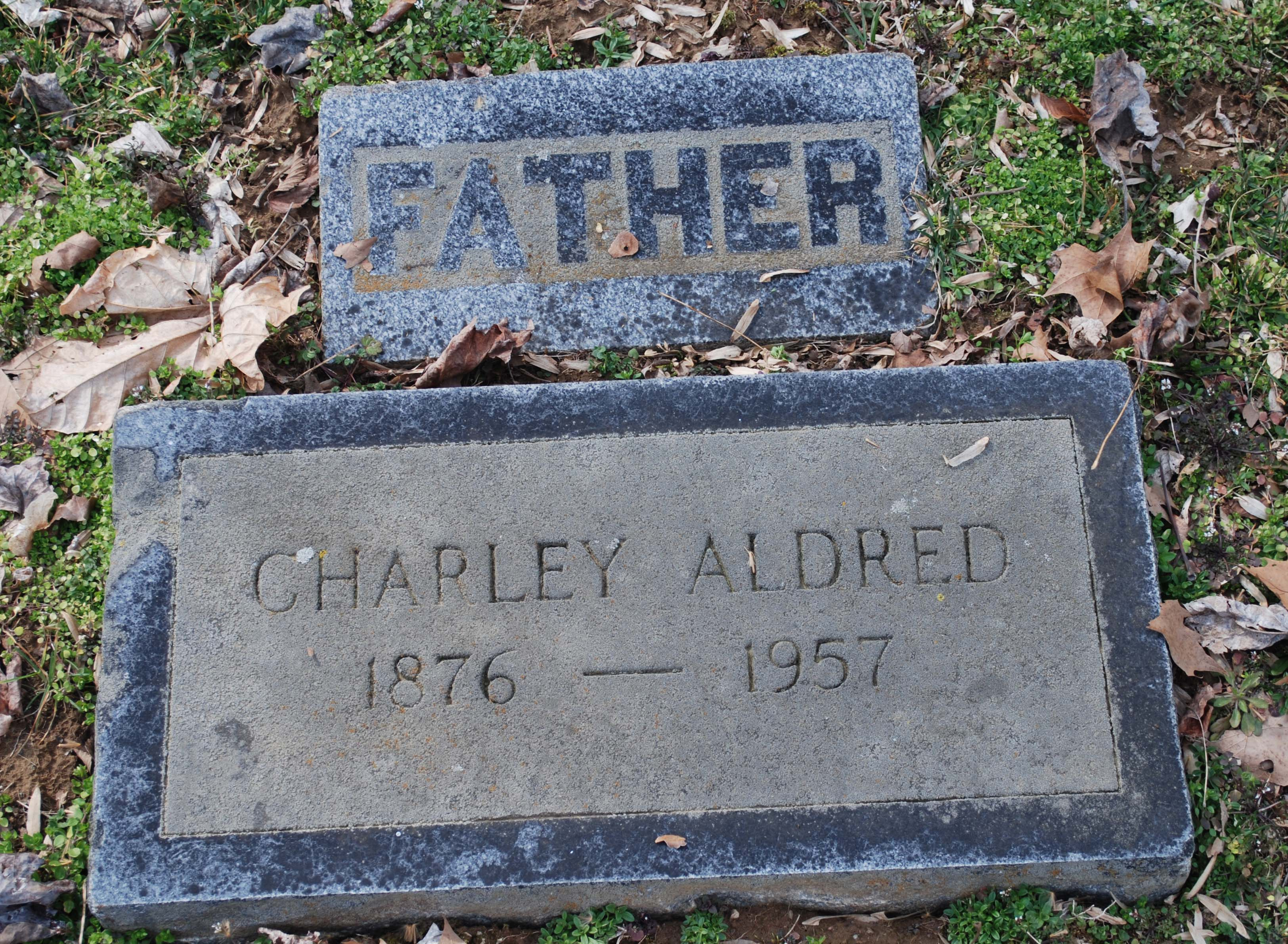 Charles E. Charley Aldred