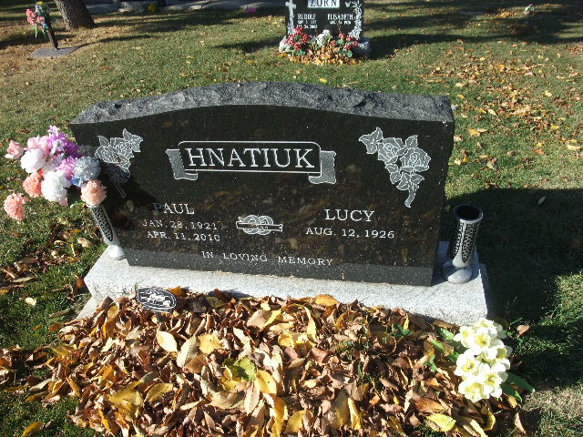 Paul Hnatiuk (1921-2010) - Find A Grave Memorial