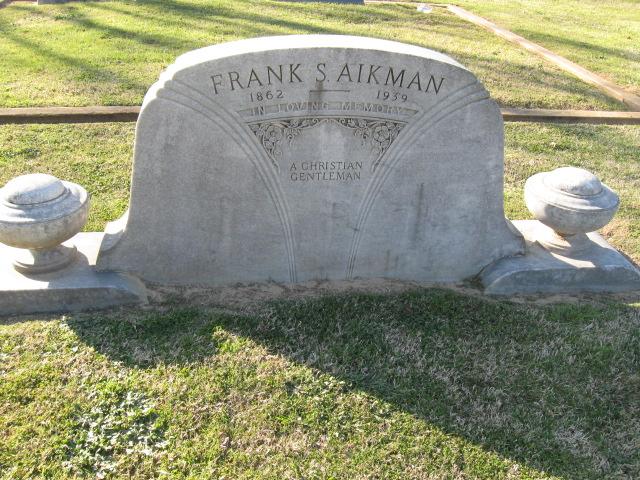 Frank Spier Aikman