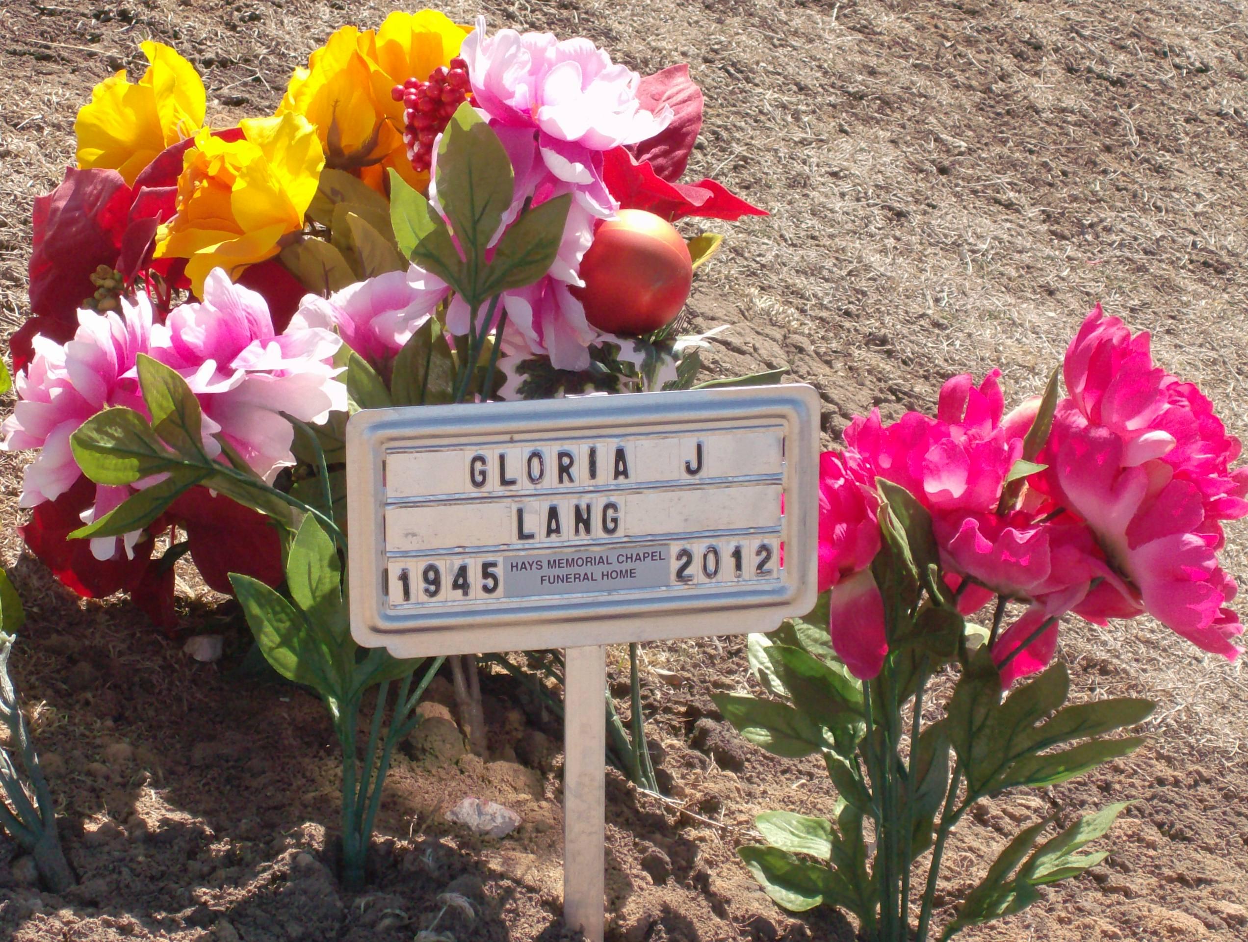 Gloria Jean <i>Urban</i> Lang