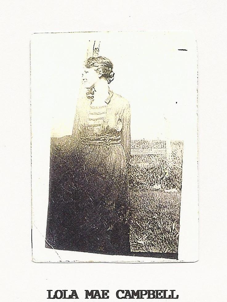 Lola Mae Campbell