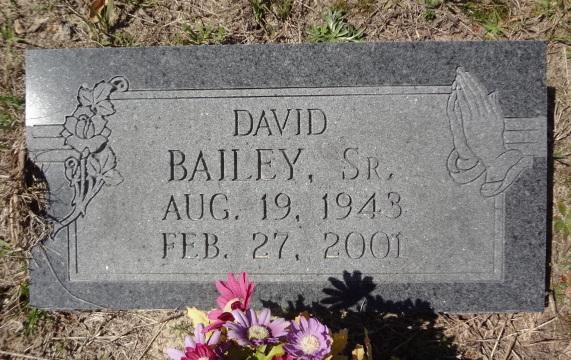 Johnnie David Bailey, Sr
