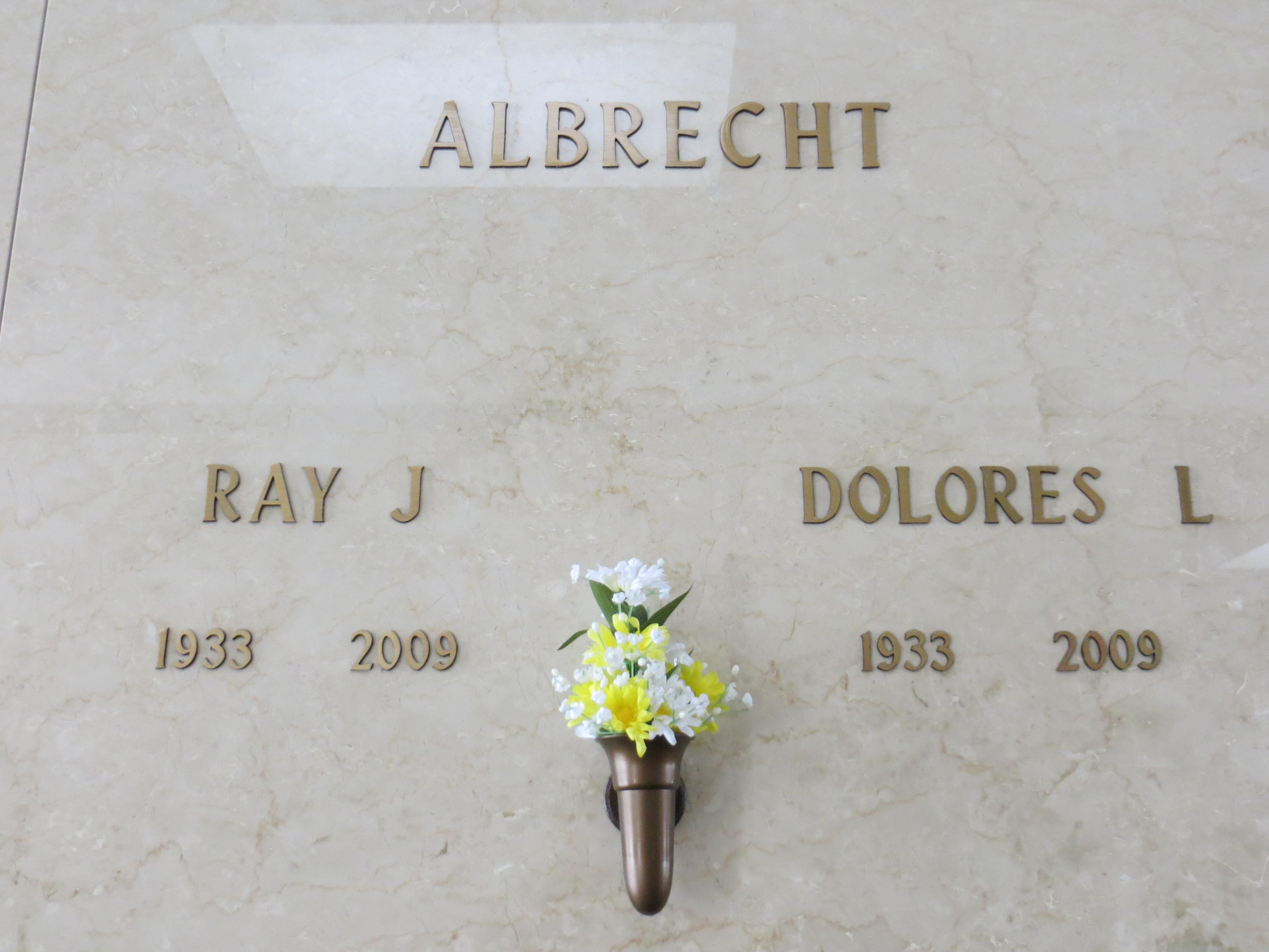 Dolores L. Albrecht