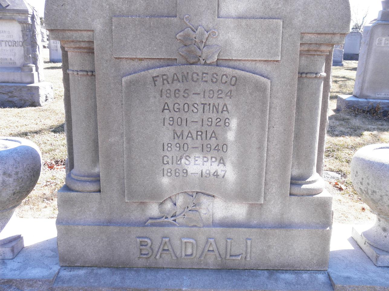 Maria Badali