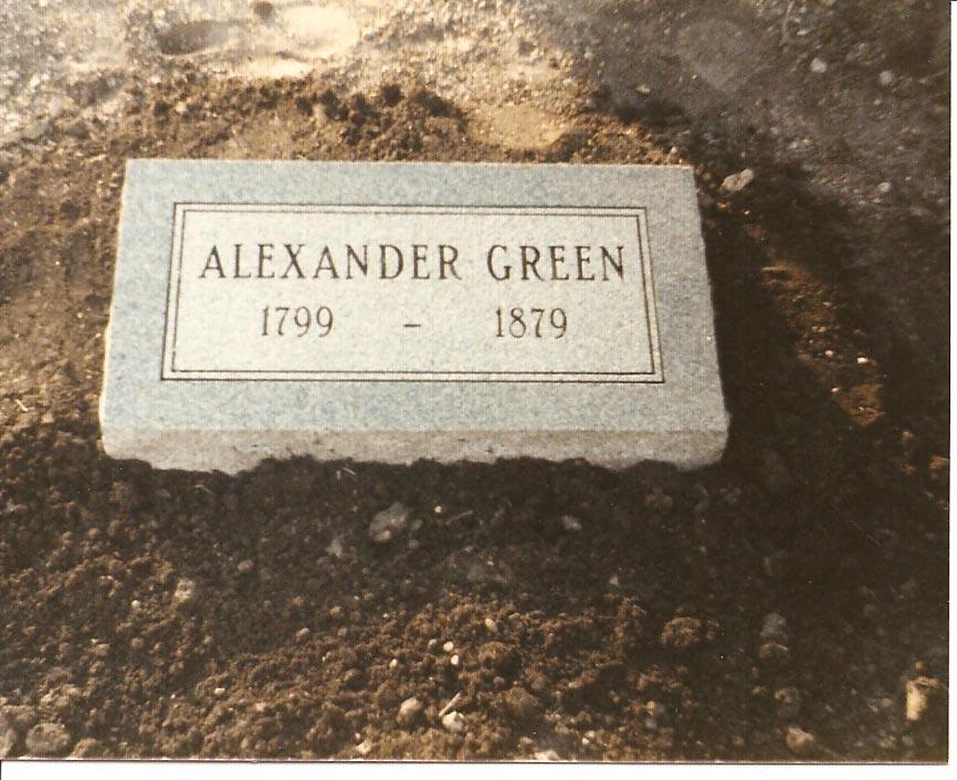 Alexander Green