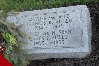 Frances R <i>Slack</i> Aiello