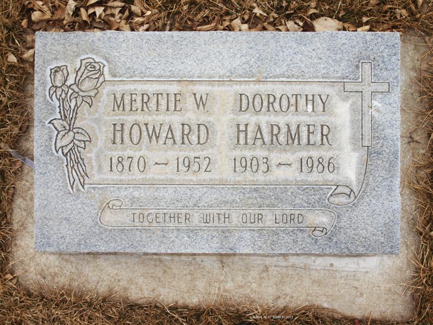 Myrtle W Mertie <i>Buffington</i> Howard