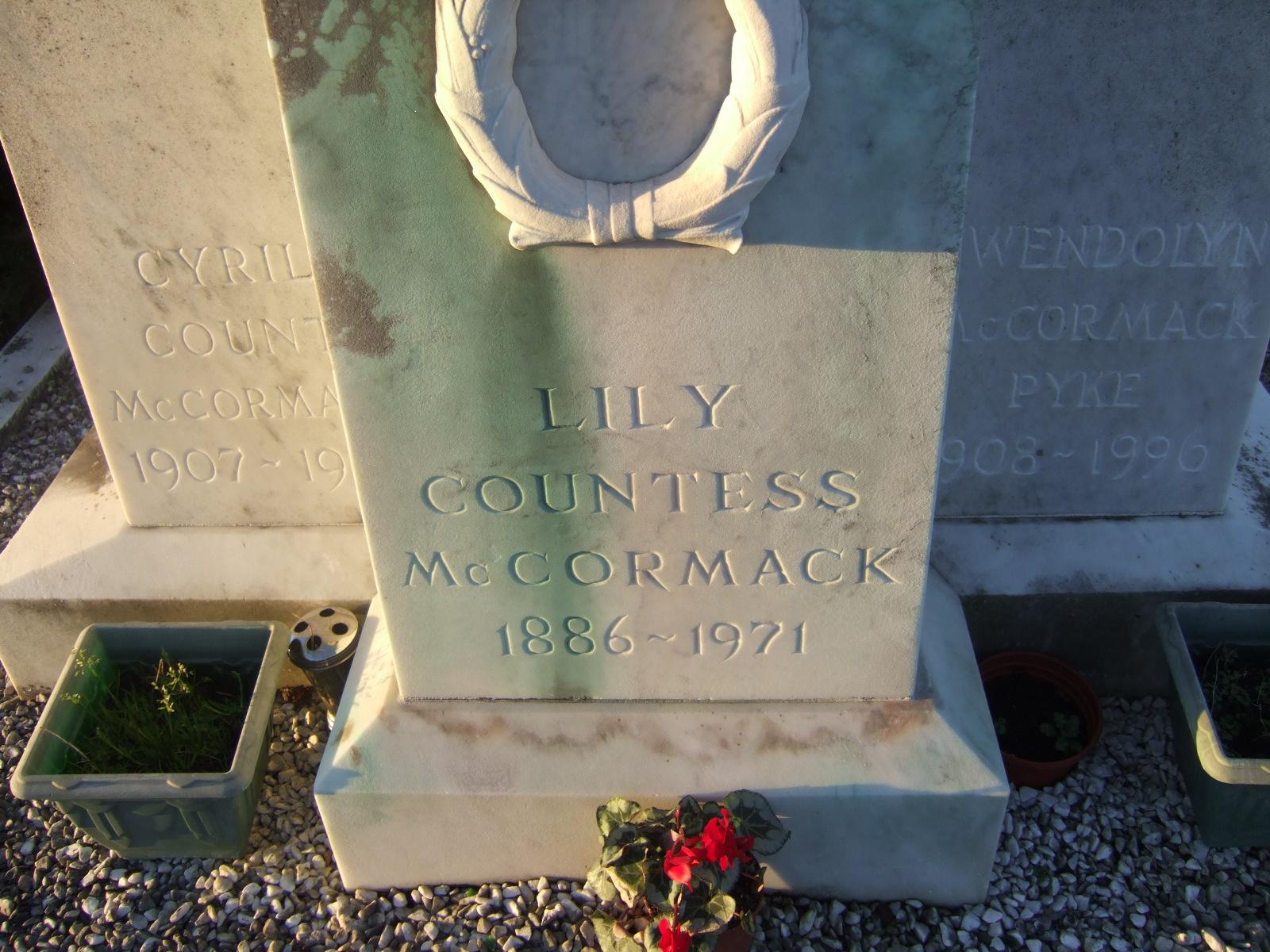Lily <i>Foley</i> McCormack