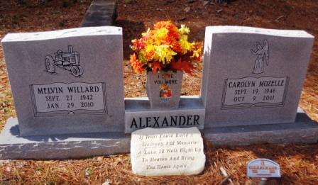 Melvin Willard Alexander