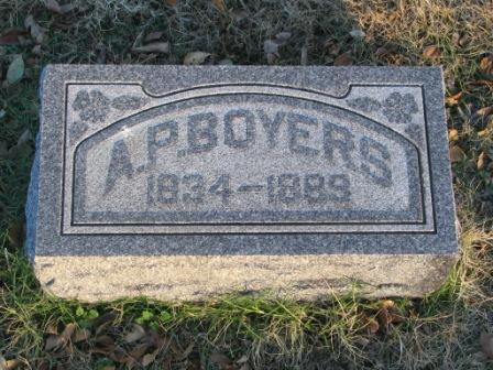 A. P. Boyers