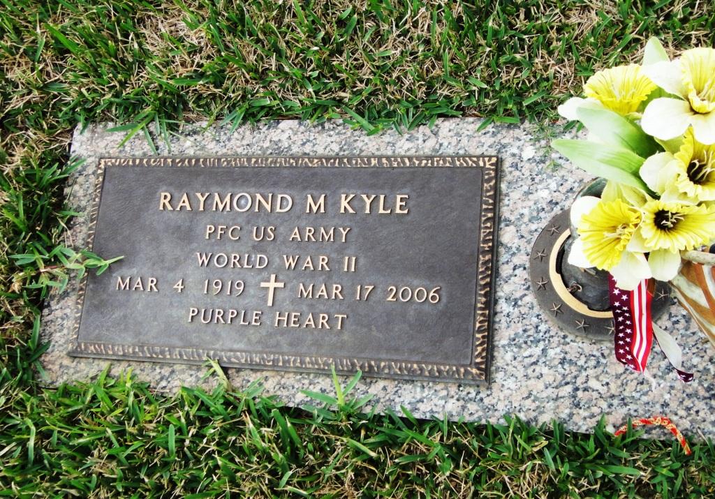 Raymond Mitchell Ray Kyle