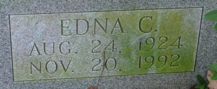 Edna C. Odham