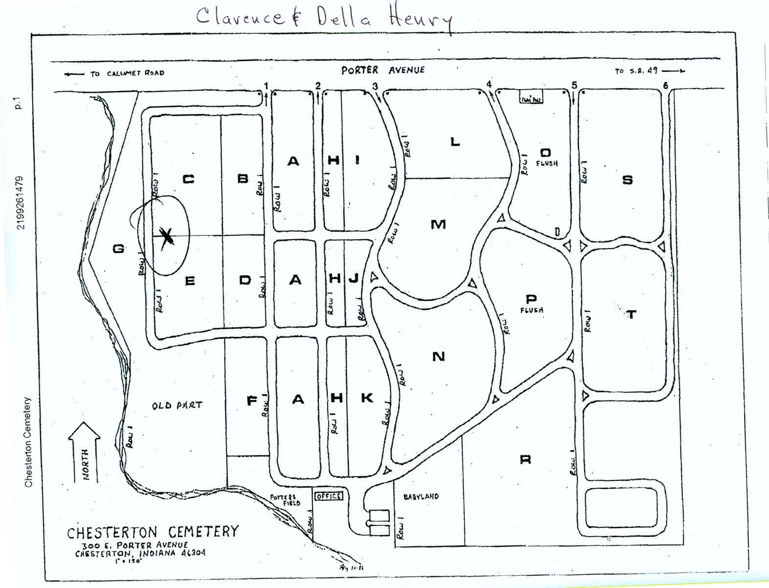 Chesterton Cemetery